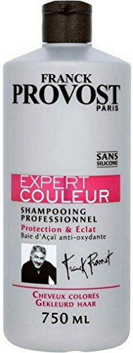 Franck Provost - Expert Couleur Shampooing Professionnel Protection & Eclat - 750 ml