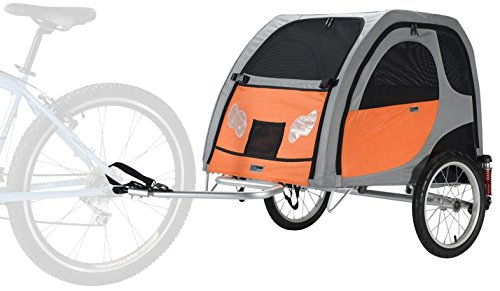 Petego Comfort Wagon M – gefederter Aluminium HundeanhÃ… | 04052328252742