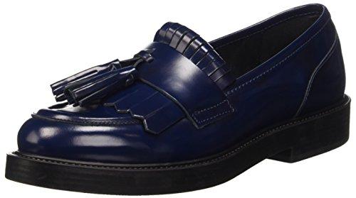 Pennyblack Scudetto, Loafers Donna, Blu (Blu Marino), 40 EU