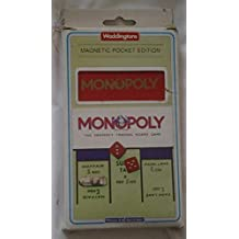 Monopoly Magnetic Pocket Edition