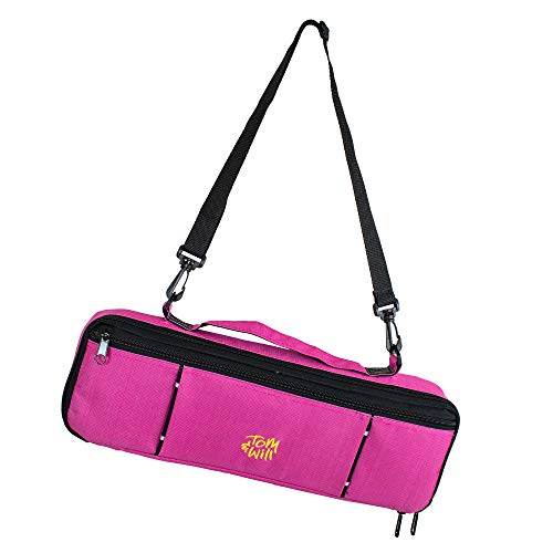 Tomandwill 33FCC Tasche für Flötenkoffer, pink