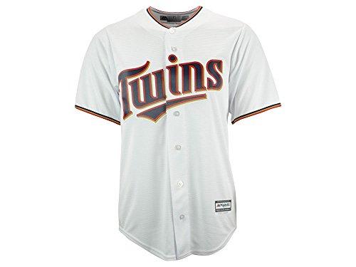 Majestic Minnesota Twins Cool Base MLB Trikot Home XL -