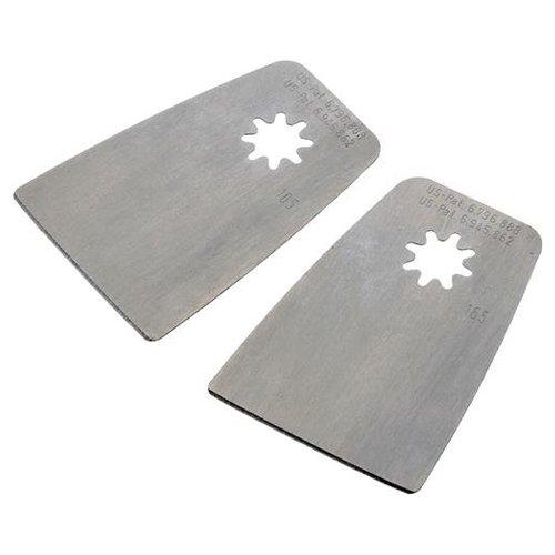 Fein MultiMaster 63903165013  Flexibler Spachtel , 2 Stück
