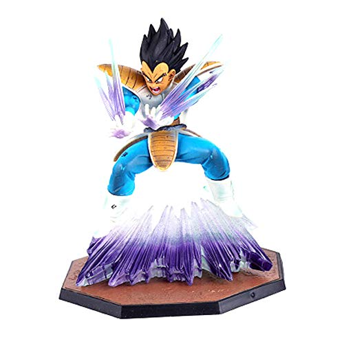 Collectible Figure Dragon Ball Vegeta Figura Model Estatua Boxed Juguetes 16cm