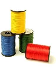 Tir à l'arc multi filament en nylon Browning 100 Yards # 4 Twisted extrémité servant à cordes