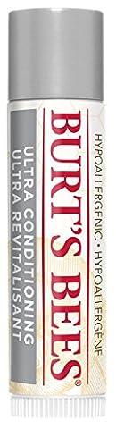 Burt's Bees 100% Natural Lip Balm, Ultra Conditioning, 4.25g