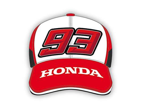 HRC Racing Gorra de béisbol Doble Honda Marquez