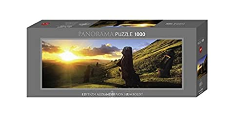 Heye Panorama Easter Island Edition Humboldt Puzzles (1000-Piece) by