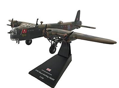 Short Stirling MkIII diecast 1:144 model (Amercom LB-36) von Amercom