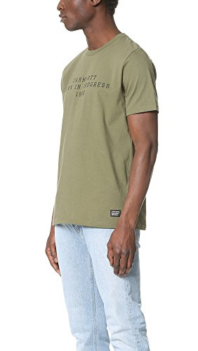 Carhartt Imprint Short Sleeve T-Shirt bog/blk