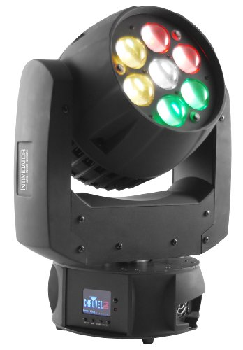 CHAUVET 7 LED DE 20W + ZOOM Scans und moving heads Moving Heads mit Led