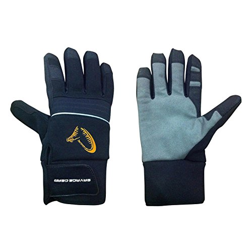 Savage Gear Winter Thermo Glove L Angelhandschuh