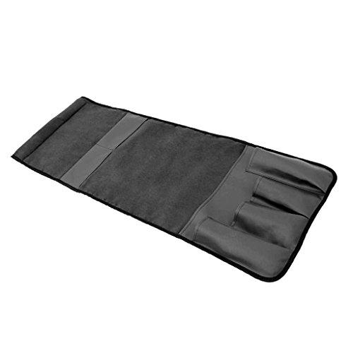 Sharplace Organisateur Rangement pour Accoudoir de Canapé Sofa Housse de Rangement Arm Rest Organizer - Noir