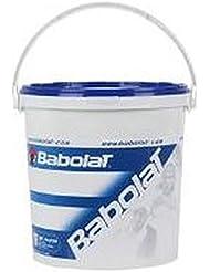 Babolat Unisexe Academy Box X72Boule Panier, Jaune, Taille Unique