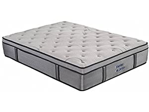 Julie sprung memory foam mattress - 140 x 190 x 31cm