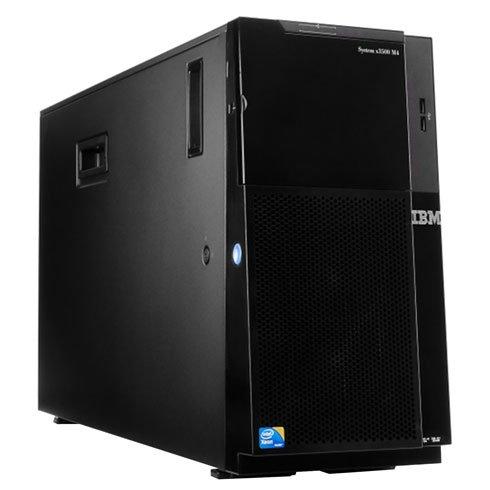 IBM X3500 M4 8C 7383G9G Server (Intel Xeon E5-2650V2, 2,6GHz, 4GB RAM, 38400GB HDD, kein Betriebssystem)