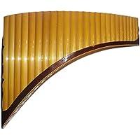 Profesional 25tubos Tenor–Flauta de Pan Q 'awary–incluye funda