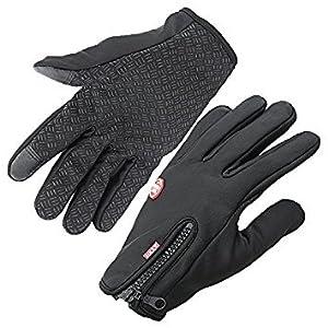 Handcuffs Fashion Warm Waterproof Winter Outdoor Glove Cycling Gloves Biking Gloves Snowmobile Snowboard Ski Gloves…