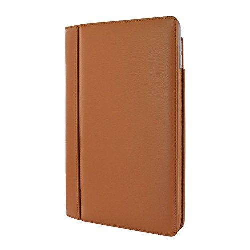 Piel Frama 695C Case Folio Style Lederschutzhülle für Apple iPad Air 2 in tan (2 Piel Tasche)
