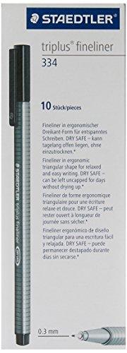 Staedtler 334-53 Penna Fineliner da 0.3 mm