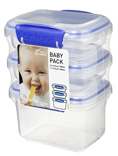 sistema-klip-it-baby-food-storage-containers-pack-of-3