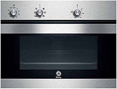 Balay 3HB451XM Electric oven 50L A Acero inoxidable - Horno (Medio, Electric oven, 50 L, 50 L, 1 shelves, Acero inoxidable)