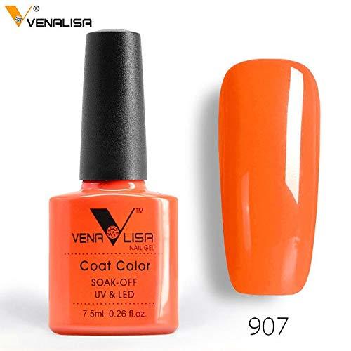 Esmalte gel uñas Venalisa Gel Soak Off UV LED Color