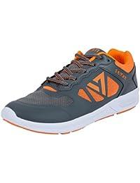 Seven By Ms Dhoni Men's Mesh/Pu Running Shoe