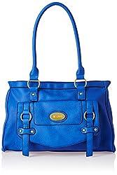 Lavie Preili Womens Handbag (Blue)