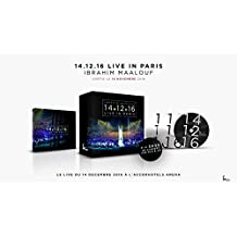 14.12.16 - Live in Paris (Coffret 2CD+DVD)