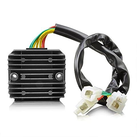 MZS Voltage Regulator Rectifier for Honda VT1100 VT 1100 Shadow Sprirt Aero Ace Tourer 31600-MAA-000