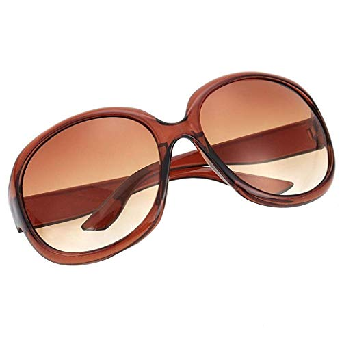 CANDLLY Brillen Damen, Zubehör Unisex Trendy Sonnenbrille Mode Retro-Stil Brille Mehrfarbig Wild Im Freien Reisen Vintage Sonnenbrillen für Männer und Frauen