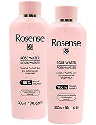 2 x Rosenwasser (Gülsuyu 300 ml) 100% naturreines Rosenwasser, ohne Alkohol! Doppelpack