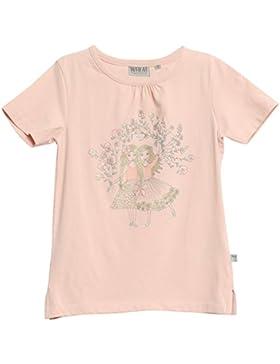 Wheat Mädchen T-Shirt Friends Bio-Baumwolle