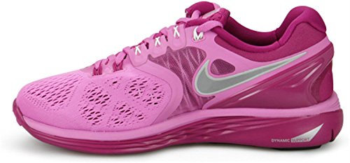 Nike , Damen Laufschuhe Pink Rosa rosa - rosa