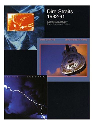 Dire Straits 1982-91. Partitions pour Piano, Chant et Guitare(Boîtes d'Accord)