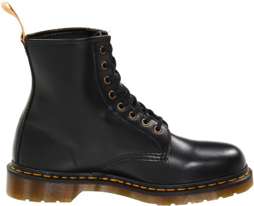 Dr. Martens 1460 Vegan Unisex-Erwachsene Combat Boots Schwarz (Black)