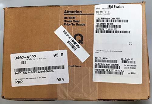 IBM 9406/4327 Ultra3 SCSI Disk Unit (7.56 GB, 15.000 U/min) -