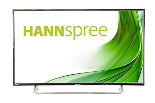 "HANNspree HL407UPB 100,33cm (39,5"") LED-Monitor Full-HD 260cd VGA HDMIx2 USB Lautsprecher VESA Mediaplayer"