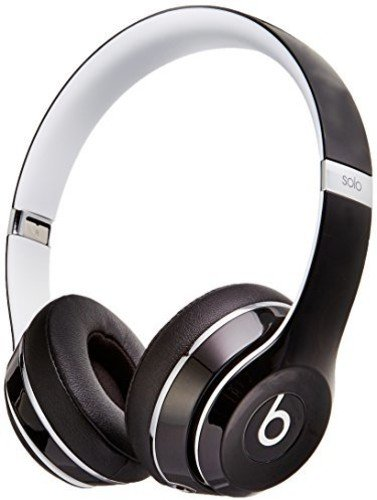 Beats by Dr. Dre Solo² Luxe Head-band Binaural Wired Black,White mobile headset - Mobile Headsets (Wired, Head-band, Binaural, Supraaural, Black, White)