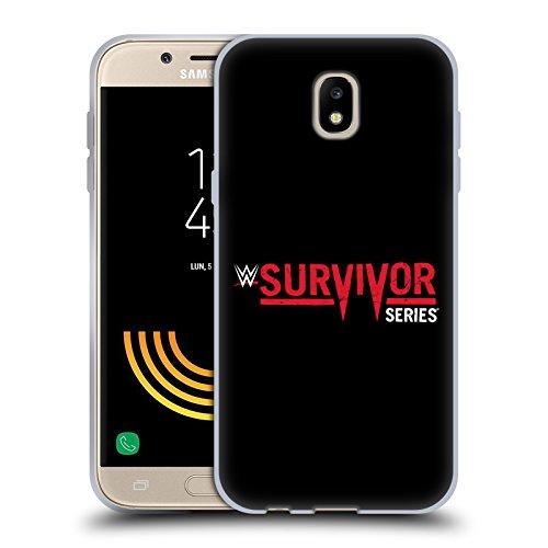 Offizielle WWE Survivor Series The Shows Soft Gel Hülle für Samsung Galaxy J5 (2017)