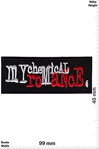 Patches - My Chemical Romance - Rockband - Musicpatch -