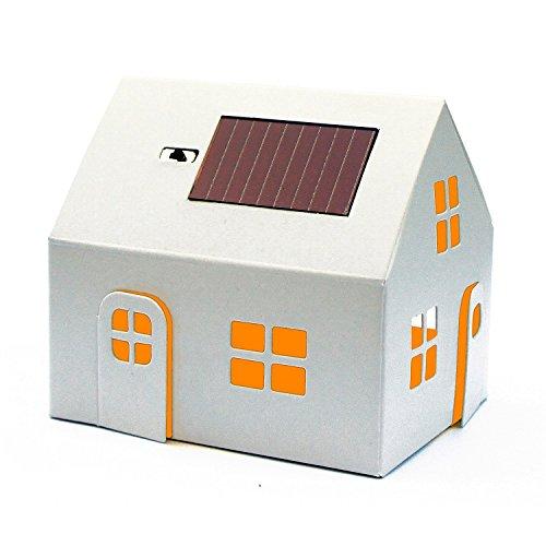 Casagami Solar-Häuschen - Weiß