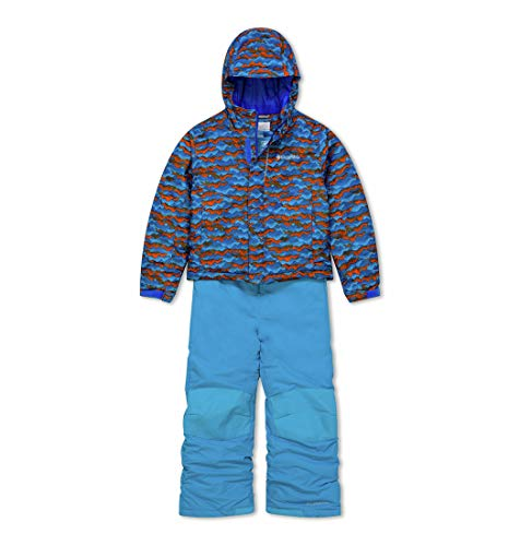Columbia Toddlers' Snow Set, Buga, State Orange Trees, S