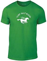 Brand88, Camp Half-Blood, Erwachsene Mode T-Shirt
