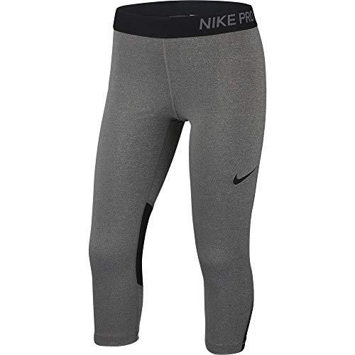 Nike niña Pro Capri 3/4de Entrenamiento Mallas