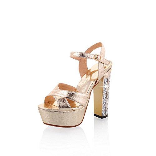 Adee, Sandali donna Gold