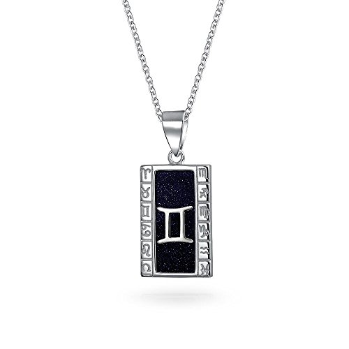 bling-jewelry-goldstone-azul-geminis-zodiaco-collar-colgante-plata-925-18a
