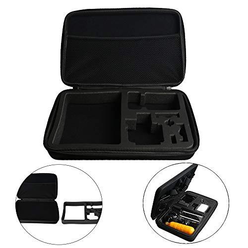 Haludock Lightweight Shock Proof Multi-Space-Reise-tragbare Handheld-Aufbewahrungsbox für große Harte Taschen