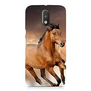 Hamee Designer Printed Hard Back Case Cover for Nokia 6 Design 6186